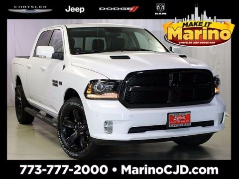 2018 dodge 1500 sport. exellent 2018 new 2018 ram 1500 sport crew cab in chicago 60184  marino chrysler jeep dodge  inside dodge sport
