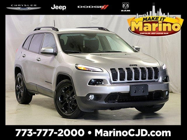 Certified Pre-Owned 2018 Jeep Cherokee Altitude