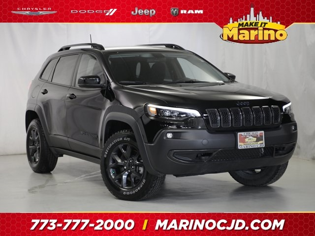 Certified Pre-Owned 2019 Jeep Cherokee Latitude Upland