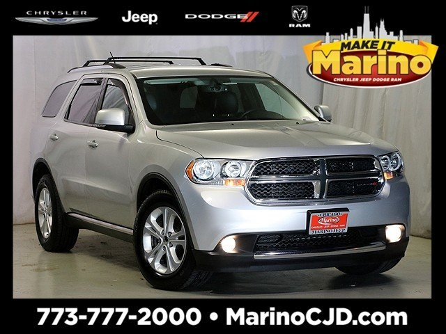 Pre-Owned 2012 Dodge Durango Crew AWD