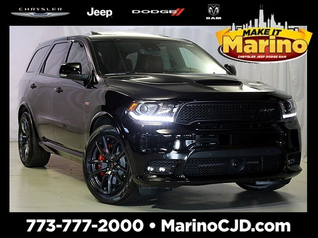 New 2018 dodge durango srt sport utility in chicago 61347 marino new 2018 dodge durango srt fandeluxe Image collections