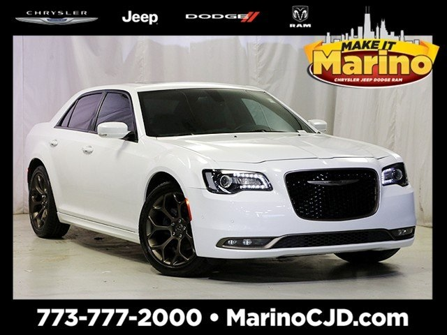 Certified Pre-Owned 2016 Chrysler 300 S Alloy Package