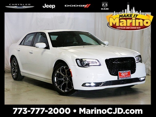 Certified Pre-Owned 2018 Chrysler 300 S Premium Group