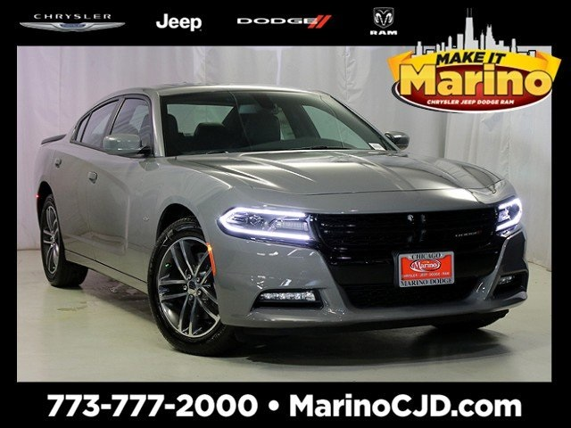 New 2018 DODGE Charger GT Sedan In Chicago 50057 Marino