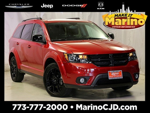 Certified Pre-Owned 2018 Dodge Journey GT Blacktop Package