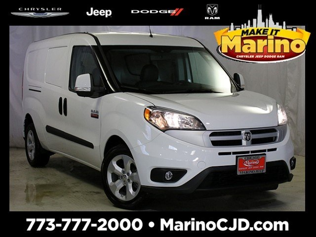 Certified Pre-Owned 2018 Ram ProMaster City Tradesman SLT