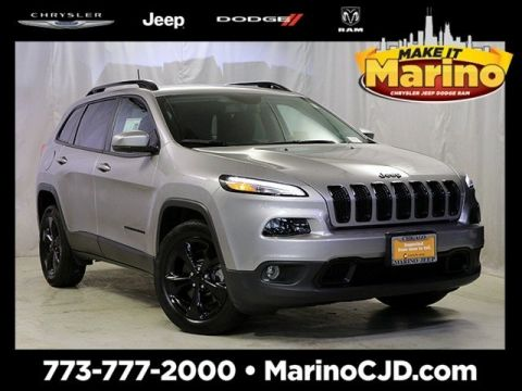 Certified Pre-Owned 2018 Jeep Cherokee Limited High Altitude