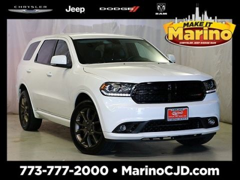 Certified Pre-Owned 2016 Dodge Durango Limited Brass Monkey Package