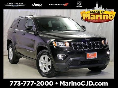 Certified Pre-Owned 2014 Jeep Grand Cherokee Laredo