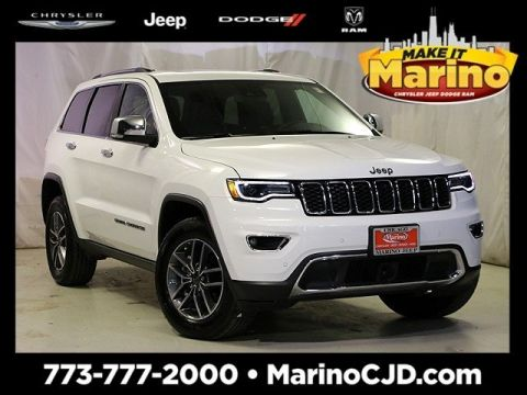 2019 Jeep Grand Cherokee Limited Luxury Group 2