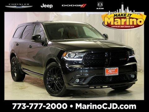 2016 Dodge Durango R/T Blacktop Package