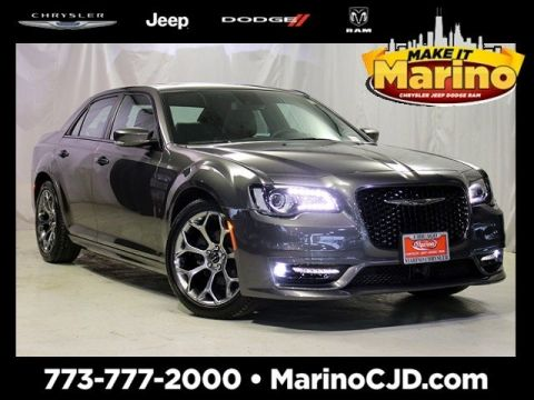 Certified Pre-Owned 2018 Chrysler 300 S Premium Group 2