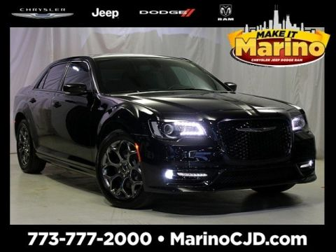 Certified Pre-Owned 2017 Chrysler 300 S Premium Group