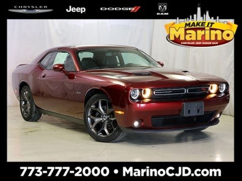 Certified Pre-Owned 2018 Dodge Challenger R/T Plus