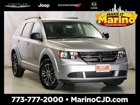 Pre-Owned 2017 Dodge Journey SE Blacktop